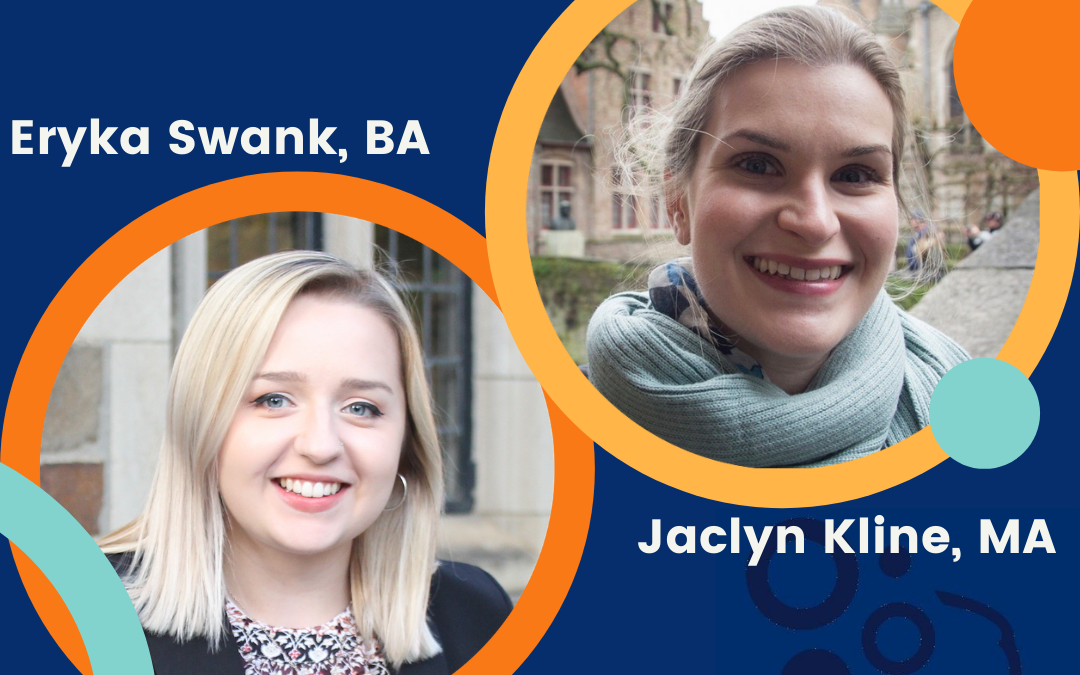 Staff Spotlight: New Administrative Assistants Jaclyn Kline and Eryka Swank