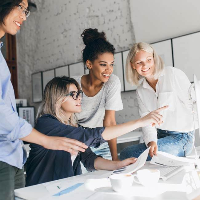 corporate wellness team harmony