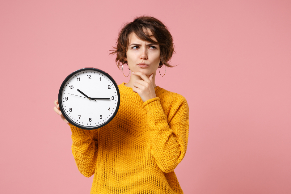 I've Wasted So Much Time… Now What?
